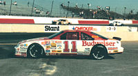 Terry Labonte driving the No. 11 in 1989