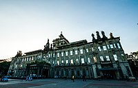 Founded in 1611, the University of Santo Tomas is the oldest extant university in Asia.