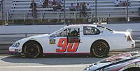 Johnny Chapman and MSRP were one of the more notable start and park combinations in NASCAR in the late 2000s.