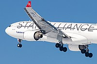 Turkish Airlines Airbus A330 - Star Alliance Livery