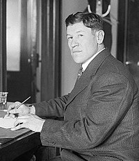 Jim Thorpe—gold medalist at the 1912 Olympics, in the pentathlon and decathlon events
