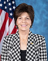 Yvette Herrell became the first Cherokee woman elected to the U.S. House of Representatives.