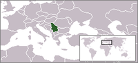 Outline of Serbia
