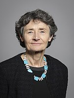 Estelle Morris, Baroness Morris of Yardley, Privy Counsellor; former Labour Secretary of State for Education