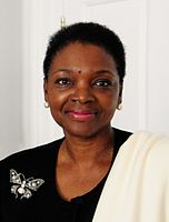 Valerie Amos, Former Diplomat and first-ever black head of an Oxford college