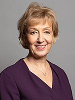 Andrea Leadsom, Former Conservative Leader of the House of Commons and Secretary of State for Business, Energy and Industrial Strategy
