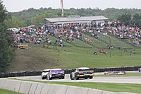 The Road America 180 at Road America in August
