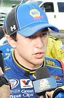 Defending series champion Chase Elliott finished second behind Buescher in the championship by just 15 points.