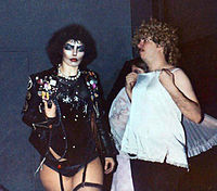 The Rocky Horror Picture Show cult following