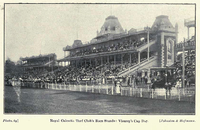 Viceroy's Cup Day at the Calcutta Race Course