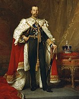 In 1911, George V announced the annulment of the first partition of Bengal and the transfer of India's capital from Calcutta to New Delhi