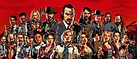 List of Red Dead Redemption 2 characters