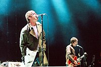Mancunian rockers Oasis scored 4 number-ones this decade.