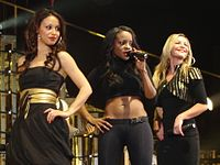 """Sugababes had more number-one singles than any other female act in the 2000s, with six. Their first number-one was """"Freak Like Me"""" in 2002."""