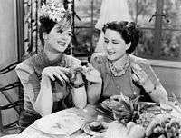 In The Women (1939) with Norma Shearer