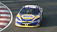 Carpentier in the qualification for the 2010 NAPA Auto Parts 200 at the Circuit Gilles Villeneuve in Montreal