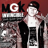 Invincible (Machine Gun Kelly song)