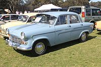 The Standard Vanguard was produced by AMI from 1958 to 1964