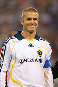 David Beckham was the league's first Designated Player in 2007.