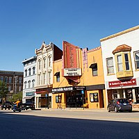 The Plaza Cinema in Ottawa is the oldest operating movie theater in the world.