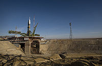 Baikonur Cosmodrome is the world's oldest and largest operational spaceport