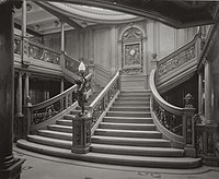 The Grand Staircase of Olympic