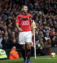 Ryan Giggs is the most decorated player in English football history.