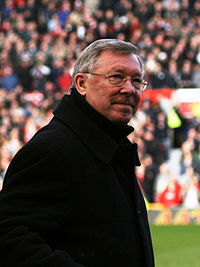 Alex Ferguson managed the team between 1986 and 2013.
