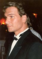Swayze at the 61st Academy Awards in 1989
