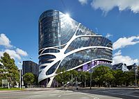 The Victorian Comprehensive Cancer Centre is an alliance of ten major research and clinical institutions.