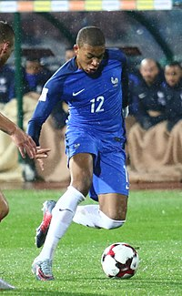 Nike Hypervenom 3 boots were commissioned for French prodigy Kylian Mbappé