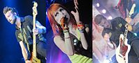 List of songs recorded by Paramore