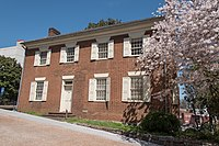 The Craighead-Jackson House in Knoxville, built in 1818