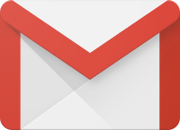 Gmail logo used until 2020