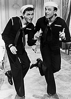 Sinatra and Kelly in Anchors Aweigh