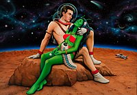 Sex and sexuality in speculative fiction