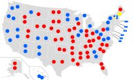 Members of the United States Senate for the 117th Congress