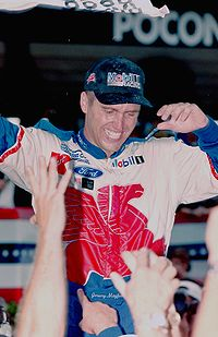 Jeremy Mayfield won 3 races in the 12 car from 1998 to 2001.