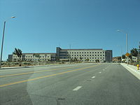Palmdale Regional Medical Center handles the city's medical services.