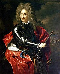 John Churchill, 1st Duke of Marlborough, was one of the first generals in the British Army and fought in the War of the Spanish Succession.
