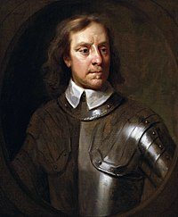Lord Protector Oliver Cromwell