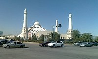 Islam is the most widely practiced religion in Shymkent, and Kazakhstan in general