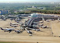 Sheremetyevo, the busiest airport in Russia, is ranked as the fifth-busiest airport in Europe.