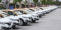 , Moscow has the largest fleet of carsharing vehicles in the world, with more than 30,000 cars.