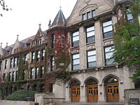 The University of Chicago Laboratory Schools, a private day school run by the university.