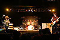 Wolfmother, 2007
