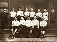 Preston North End FC, the first champions in 1888