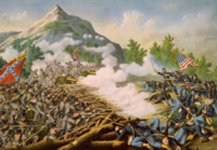 The Battle of Kennesaw Mountain, 1864