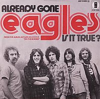 Already Gone (Eagles song)