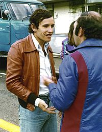 Ickx in 1975 at Spa